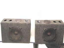 100 Truck Speakers Find More 10 Mtx 3 Way Kicker Boxes For Sale At Up