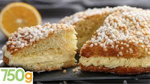 750g com recette cuisine recette de la tarte tropézienne 750 grammes