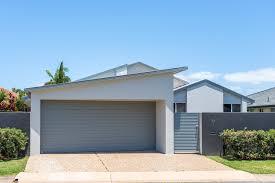 104 Skillian Roof Skillion Carport At Benowa Scally Projects Gold Coast