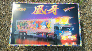 Aoshima 1/32 Shines Deco Truck LED New Goods Plastic Model Deco ... Very Htf Revell Ford Aeromax 106 Cventional Model Truck Kit 124 Nib Amt Usa 125 Scale Fruehauf Flatbed Trailer Plastic 002 Trumpeter 135 Df21 Ballistic Missile Launcher Scaled Marmon Stars And Stripes American Sdv Plastic Model 187 H0 Praga With V3s Pad S Rmz Scania Container 164 Pla End 21120 1106 Am 1200scale 6cm Long Architectural Model Plastic Miniature Aoshima 132 Shines Deco Truck Led New Goods Revellkit 07524 Scania 143m Truck With Trailer Amazoncom Snap Tite Freightliner Aurora Kits Wwwtopsimagescom Big Rig White Classic Bonnet Semi Tractor