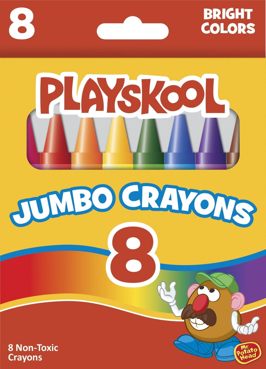 Playskool Jumbo Crayons - 8ct, 3 set