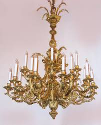 Gallery Of Gold Chandelier Fancy In Home Design Ideas With