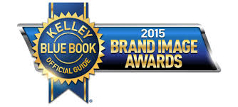 Kelley Blue Book Announces 2015 Brand Image Award Winners