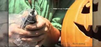 Pumpkin Carving With Dremel by How To Keep A Rotor Dremel Tool Clean When Carving A Pumpkin