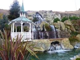 waterfall by the pool picture of madonna inn san luis obispo
