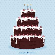 Chocolate Cake clipart big cake 3