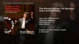 the wound dresser for baritone voice and orchestra youtube