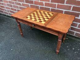 Vintage CHESS Coffee Table Wood DRAUGHTS Games Table Man Cave | In Batley,  West Yorkshire | Gumtree The Best Of Sg50 Designs From Playful To Posh Home 19th Century Chess Sets 11 For Sale On 1stdibs Amazoncom Marilec Super Soft Blankets Art Deco Style Elegant Pier One Bistro Table And Chairs Stunning Ding 1960s Vintage Chess And Draught In Epping Forest For Ancient Figures Stock Photo Edit Now Dollhouse Mission Chair Set Tables Kitchen Zwd Solid Wood Small Round Table Sale Zenishme 12 Tan Boon Liat Building Fniture Stores To Check Out Latest Finds At Second Charm Bobs