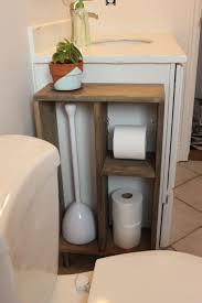 Small Half Bathroom Decorating Ideas by Best 25 Toilet Paper Storage Ideas On Pinterest Bathroom