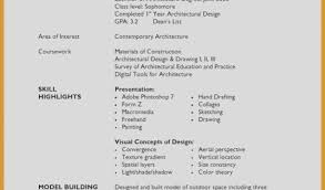 Bachelor Of Architecture Lovely No Experience Resume Examples Download By SizeHandphone