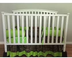 Mossy Oak Crib Bedding by Custom Made Crib Bedding For Hunters Who Like Mossy Oak And