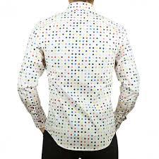 polka dot shirt for men stunning everytime fashion