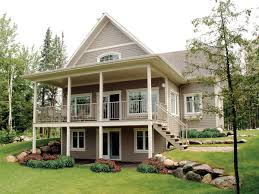 The Waterfront House Designs by Freshfield Waterfront Home Plan 032d 0040 House Plans And More
