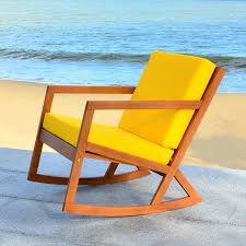 Yellow Vernon Rocking Chair Rocking Recliners Lazboy Shaker Style Is Back Again As Designers Celebrate The First Sonora Outdoor Chair Build 20 Chairs To Peruse Coral Gastonville Classic Porch 35 Free Diy Adirondack Plans Ideas For Relaxing In The 25 Best Garden Stylish Seating Gardens