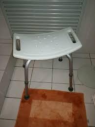 duschhocker hocker stuhl bad badezimmer weiß