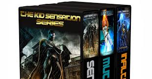 The Hardman Writing Stylus New Book Release Kid Sensation Series Boxed Set Books 1