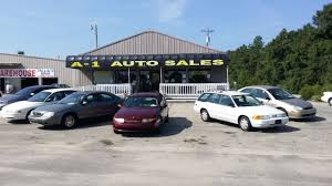 A-1 Auto Sales Of South Carolina - Used Cars - Conway SC Dealer