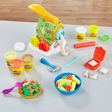 Play Doh Kitchen Creations Noodle Makin Mania Dough & Clay UK