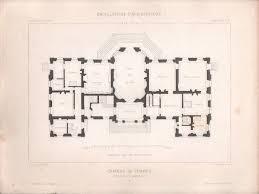 Chateau Floor Plans Chateau De Chs Sur Marne Ground Floor Plan Chs Sur