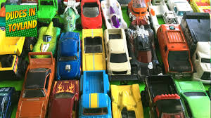 100 Youtube Truck Videos Matchbox Cars Hot Wheels Toys Collection Monster S For