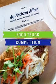 100 Food Truck Competition Kayem Artisan Sausage At NoDa Brewing