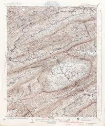 Virginia Historical Topographic Maps Perry Casta±eda Map