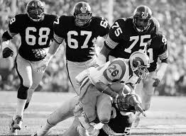 Steelers Behind The Steel Curtain by Steel Curtain Defense 68 Lc Greenwood De 67 Gary Dunn Dt 75