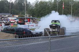 100 Monster Trucks Video Trucks Bring The Noise At Black Creeks Saratoga Speedway