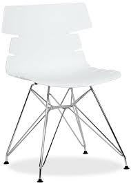 superstudio 2er design stuhl set tower oryone weiß küchen esszimmer stühle