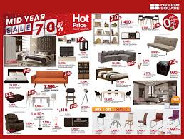 Promotion SB Furniture Mid Year Sale Up To 70 Off June 2017 P4