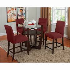 6 Chair Round Dining Table Set ~ Chair _