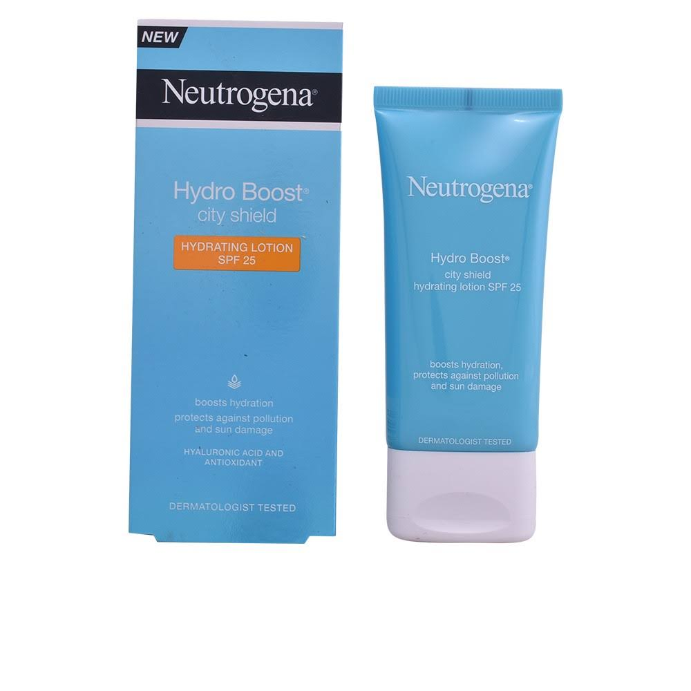 Neutrogena Hydro Boost City Shield Hydrating Lotion - SPF 25, 50ml