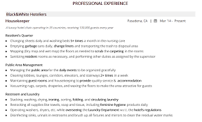 Housekeeping Resume: The 2019 Guide With 20+ Examples Housekeeping Resume Sample Monstercom Description For Of Duties Hospital Entry Level Hotel Housekeeper Genius Samples Examples Free Fresh Summary By Real People Head 78 Private Housekeeper Resume Sample Juliasrestaurantnjcom The 2019 Guide With 20 Example And Guide For Professional Housekeeping How To Make