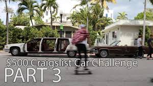 100 Portland Craigslist Cars And Trucks By Owner 500 Car Challenge Ep 3 Selling The Cars In Miami YouTube