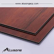 china aluminium verbundplattenverkleidung feuerfeste