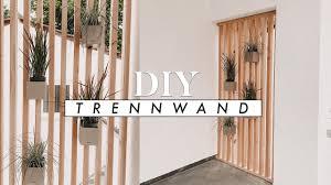 diy trennwand aus holz raumteiler sichtschutz für haus und garten selber bauen easy alex
