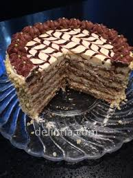 eszterházy torta delintia