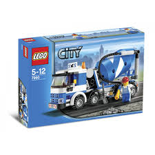 100 Lego Cement Truck LEGO CITY Mixer 2007