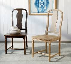 Pottery Barn Aaron Upholstered Chair by Mabry Side Chair Pottery Barn