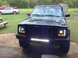 Whatcha ll think 24 inch light bar install Jeep Cherokee Forum