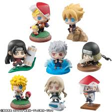 Create Your Own Chibi Hokage Monument With This Adorable Set From