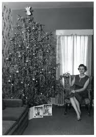 Aluminum Christmas Tree Color Wheel For Sale Vintage Decorations 1