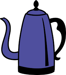 Coffee Pot Clipart
