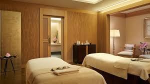Peninsula Paris Spa Treatment Room