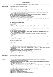 100 Project Coordinator Resume S Samples Velvet Jobs