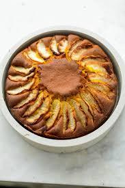 apfel kürbis torte zum erntedankfest