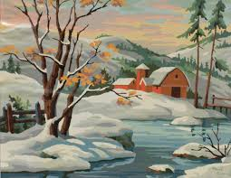Cornwall, Ontario, Marcel Quesnel Painting Of The