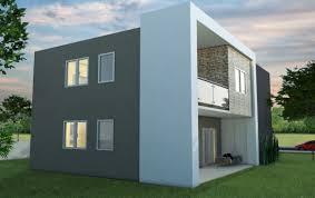 100 Modern House 3 Nigeria Plan Bedroom Franco Kivovo Nigeria
