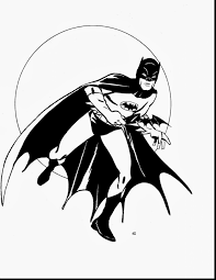 Astonishing Batman Coloring Book With Pages And To Print Free