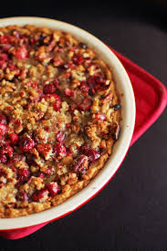 Pumpkin Pie With Pecan Streusel Topping by Pumpkin Cranberry And Pecan Pie Beantown Baker